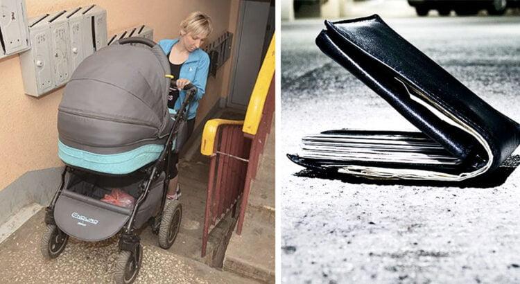 Moteris su vežimėliu kreipėsi į kaimyną, tačiau sulaukė itin bjauraus atsakymo. Po kurio laiko vyrui teko labai pasigailėti