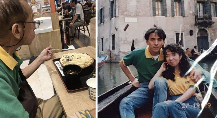 Dukra nesuprato, kodėl tėtis net 20 metų nešioja tuos pačius žalius marškinėlius. Tačiau tada pamatė vieną nuotrauką ir suprato visą tiesą